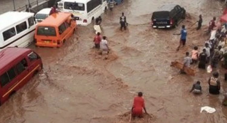 Soldier, Others Die In Accra Flood