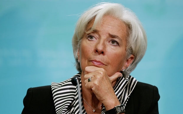 Lagarde Resigns As Head Of IMF