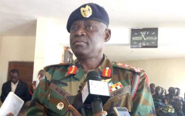 Army Probes Michel Camp Armoury Explosion