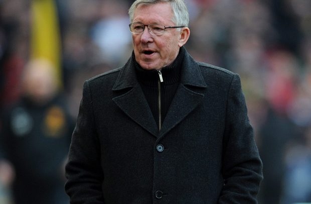 Fergie Joins Man U To Face Barca