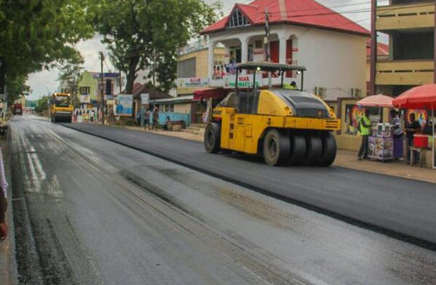 Gov't To Cut Sod For Sinohydro Roads In 3 Regions