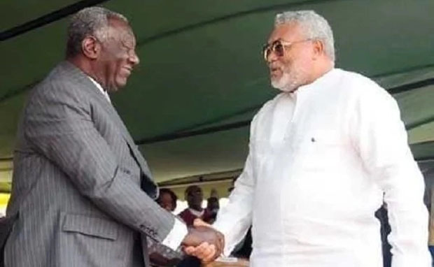 Rawlings Is Not God - Kufuor Returns Fire - DailyGuide Network