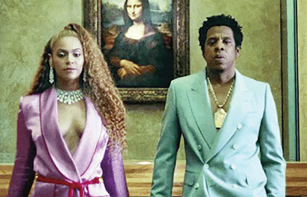 Beyonc 233 Amp Jay Z Drop Joint Album Dailyguide Network