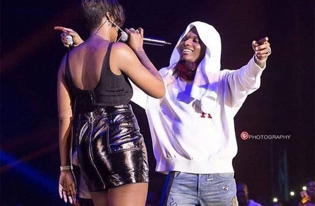 Tiwa Savage Follows Wizkid To Ghana - DailyGuide Network