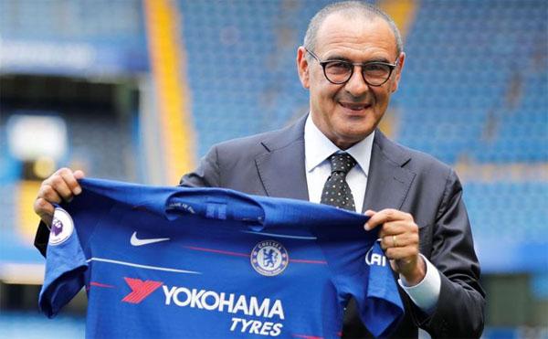 Sarri Quits Chelsea For Juventus