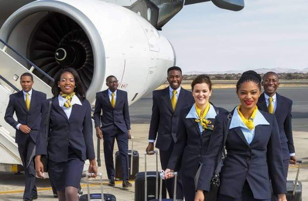 Image result for namibia airline