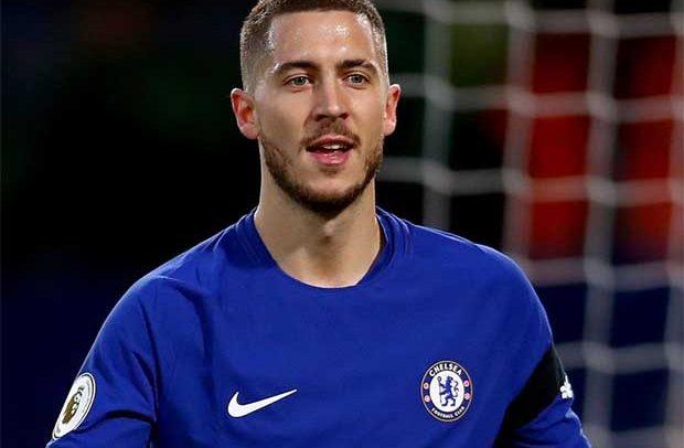 Hazard Hints Chelsea Exit