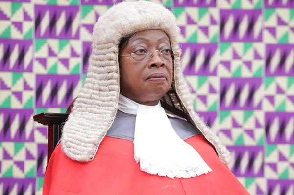 Stop Taking Pictures In Court – CJ Warns Journalists