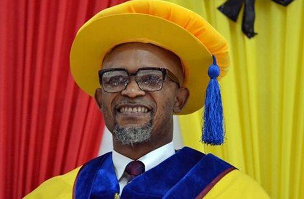 Fadda Dickson Gets Doctorate Degree