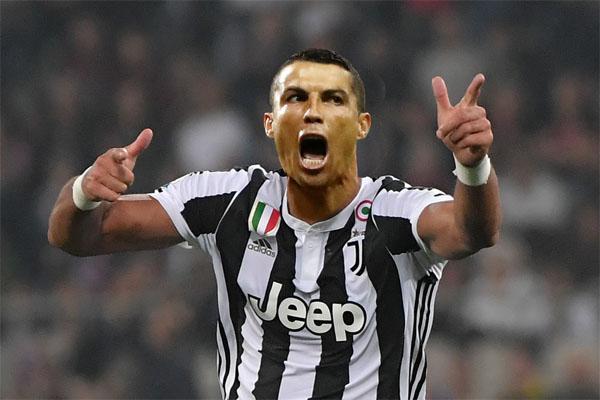 Ronaldo Is Serie A Best