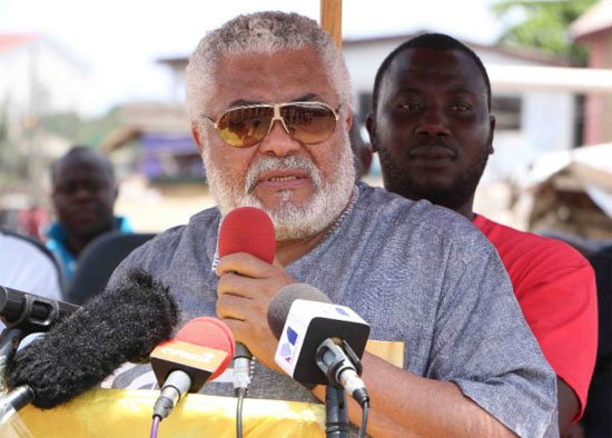 Rawlings Assists Aide