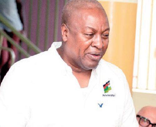 Mahama In Court Over Ofosu-Ampofo's Kidnapping Case