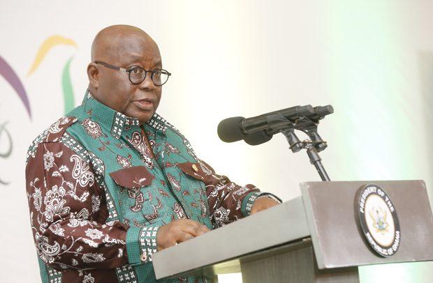 Infertility Stigma Against Women Must End – Akufo-Addo