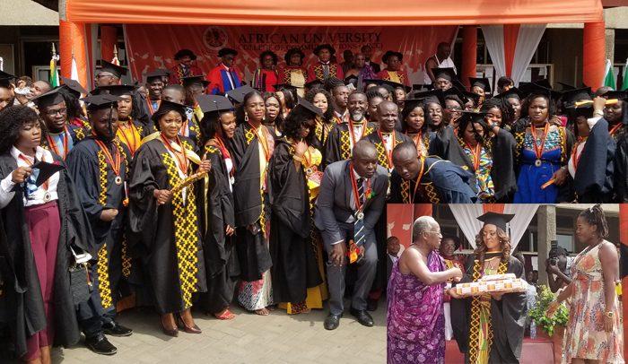 AUCC Holds Graduation
