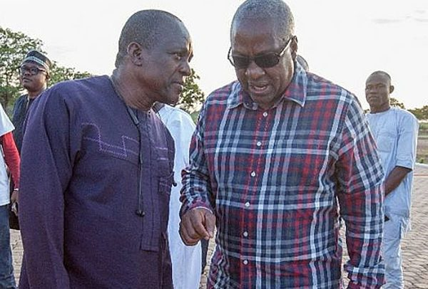 NDC MPs Supporting Mahama Out Of Gratitude – Bagbin