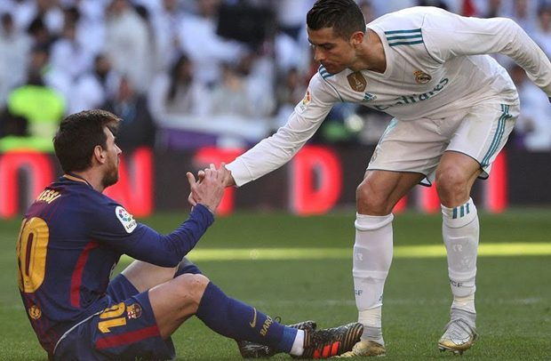 Ronaldo Challenges Messi…To Join Serie A