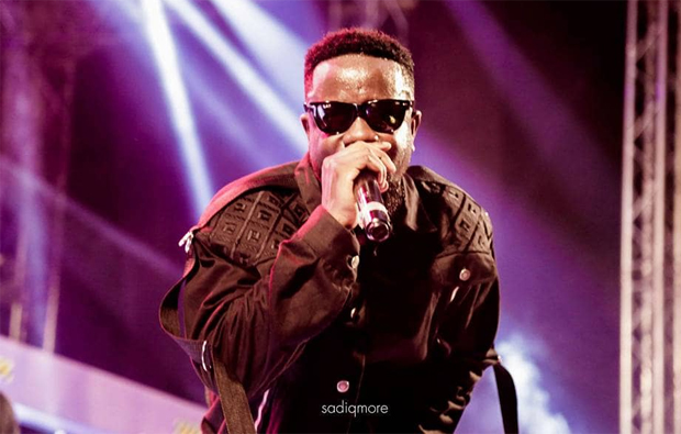 VGMA @20: Sarkodie Wins Artiste Of The Decade