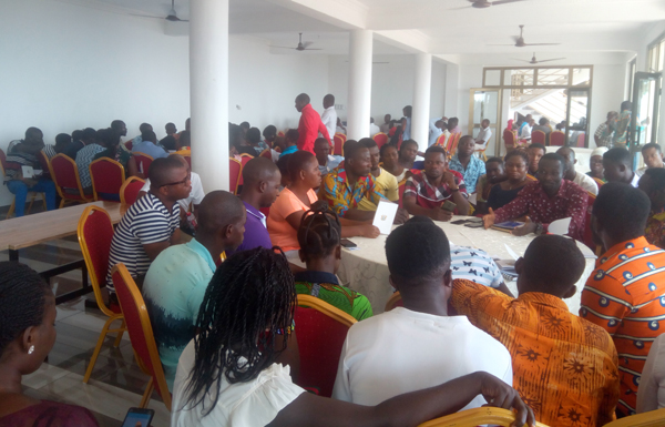 Stakeholders Meet On National Youth Policy