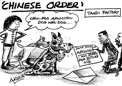 'CHINESE ORDER'