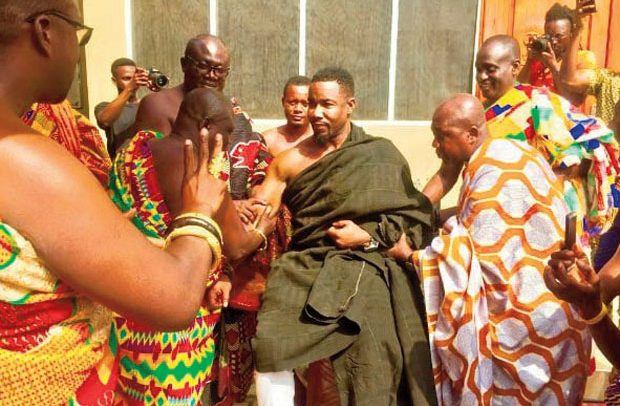 Image result for michael jai white ghana myjoyonline