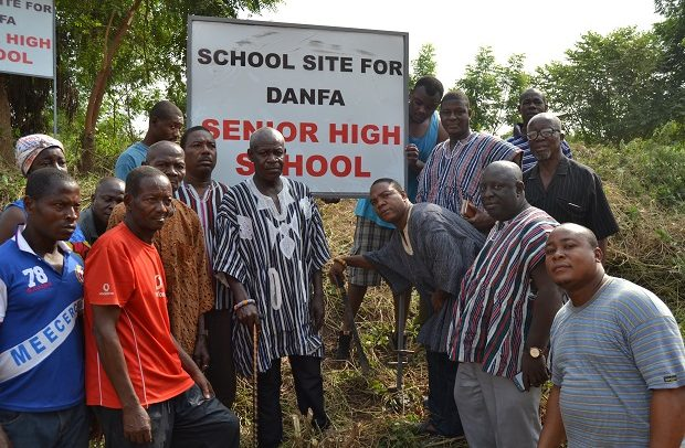 Danfa Chiefs Demand SHS