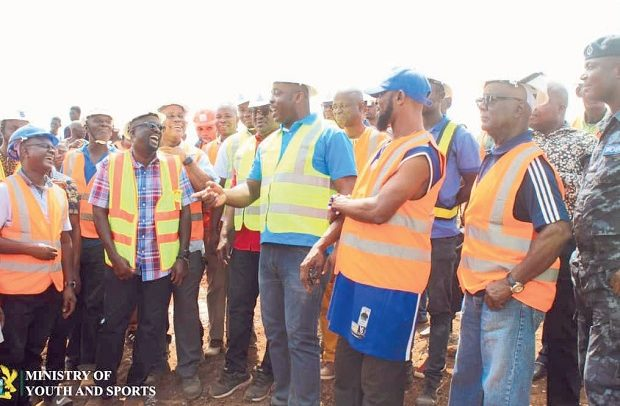 Multipurpose Sports Complex: Good Story For Ghana