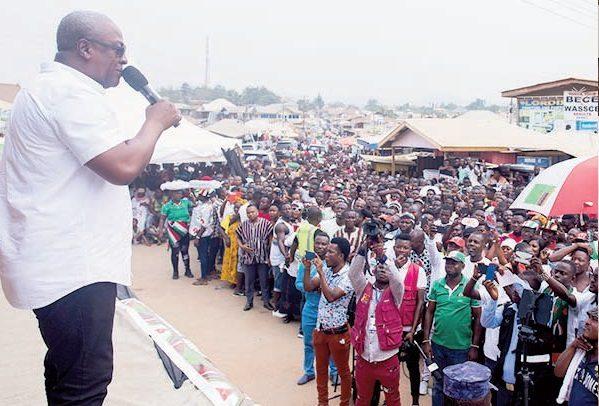 Cocobod Exposes Mahama Lies