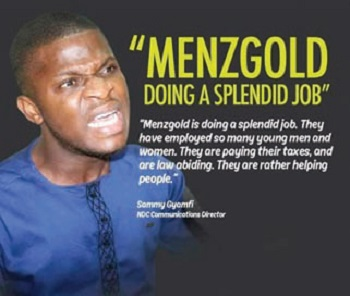 NDC Blames NPP For 'Promoting' Menzgold