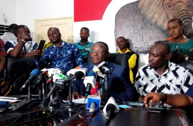 Mahama's Boot For Boot Comment Underpins NDC Member Killing – NPP
