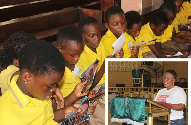 600 Pupils Receive Sexual Violence Education