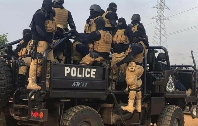Ayawaso Probe: Masked Men Are National Security Informants