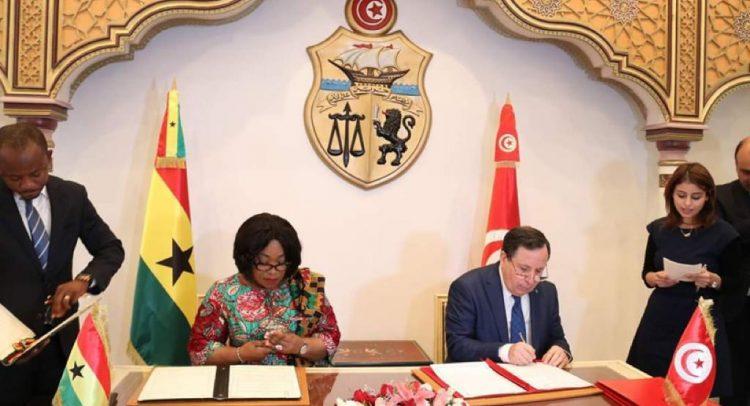 Ghana, Tunisia Strengthen Bilateral Relations