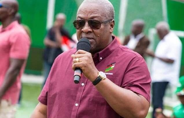 NDC Presidential Primaries: Mahama Wins In His Hometown