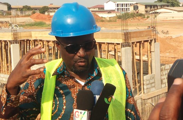 NYA Boss Commends Contractor