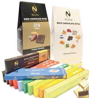 Niche Launches Chocolate Bites In 12 Flavours