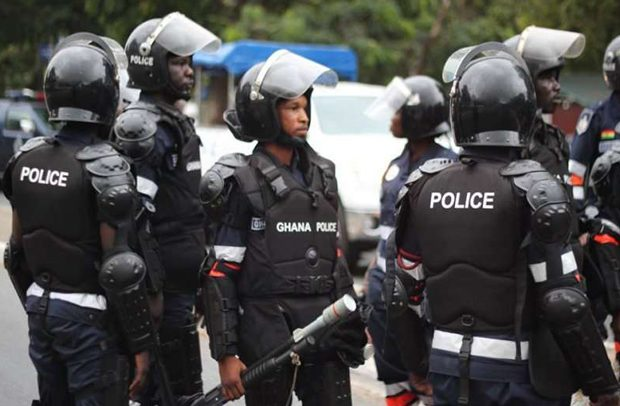 Police Kill 3 Armed Robbers In Tema