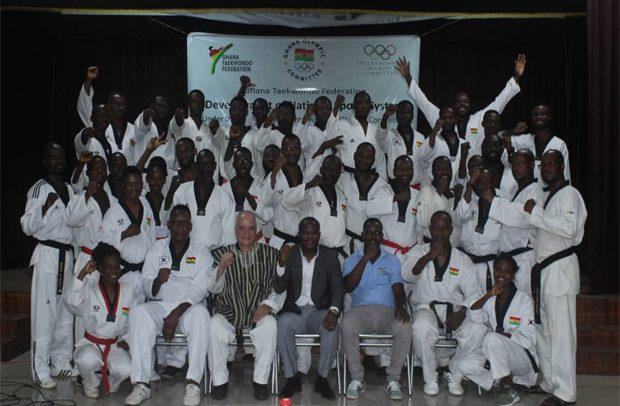 Taekwondo Referee Course Ends On High