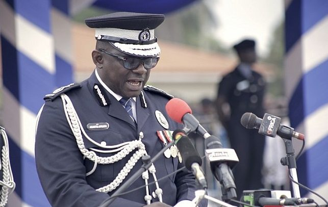 To The IGP An Acknowledgment