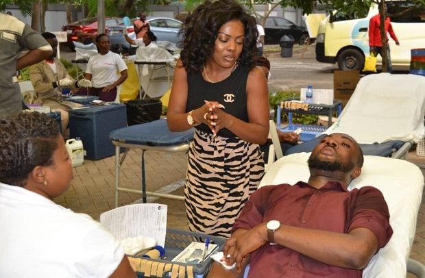 MTN Campaigns For Blood Donation