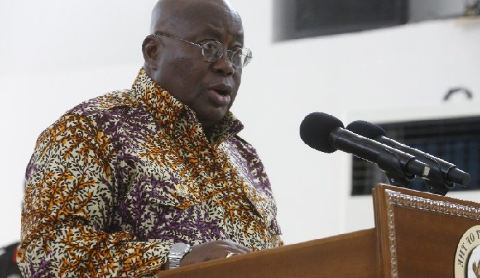 Akufo-Addo Reiterates His Position On Sexuality Education