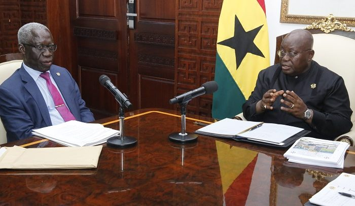 'Ghana Beyond Aid' Road Map Out
