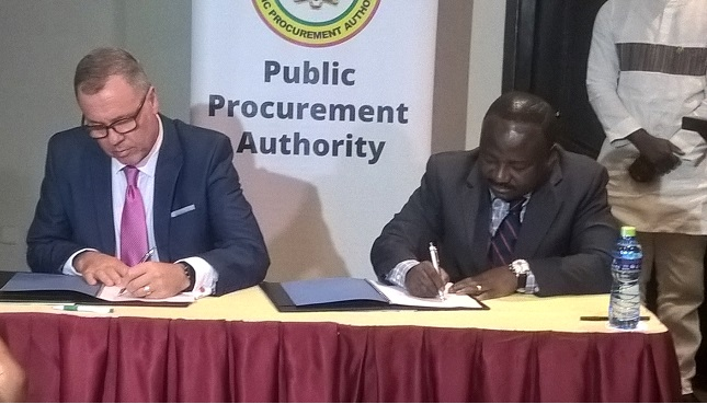 PPA Signs MoU With South African Firm