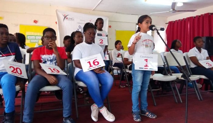National French Spelling Bee Competition Kicks Off