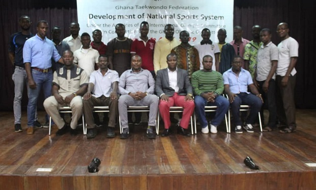 GTF Trains 20 Officials …In 2nd DNSS Program