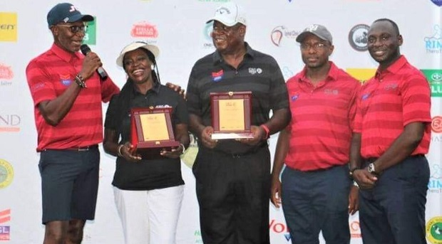 GEC Corporate Golf Winners Off To Dubai