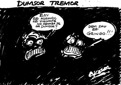 DUMSOR TREMOR