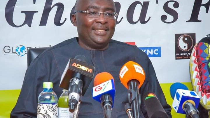 Bawumia Launches GNPC Ghana's Fastest Human