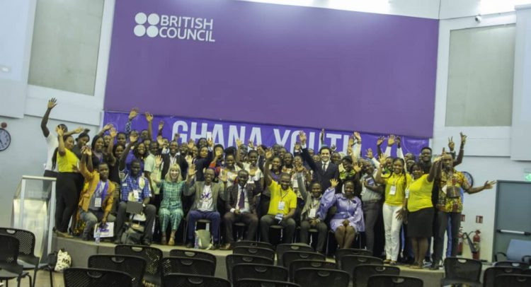 180 Youths Attend Entrepreneurship Convention
