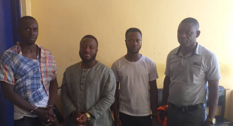 4 Tonaton Car Fraudsters Arrested