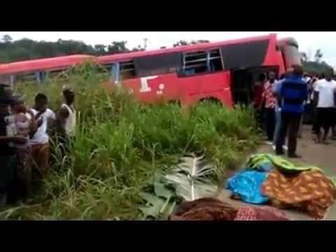 Over 40 Feared Dead On Kintampo-Tamale Highway